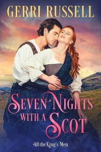 Seven Nights with a Scot book cover