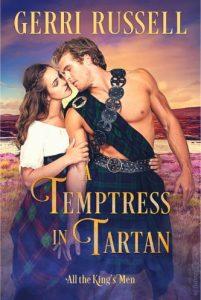 A Temptress in Tartan book cover